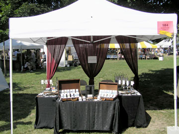 Outdoor Booth Display